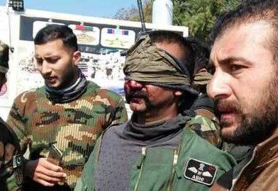 Abhinandan Varthaman captured by Pakistan Army