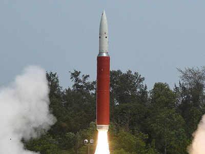 Mission Shakti ASAT Missile