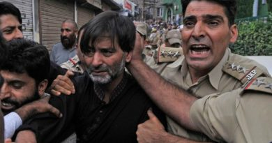 JKLF Leader Yasin Malik Arrested