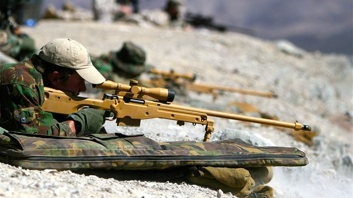 Indian Army deploys snipers with deadly new rifles along LoC