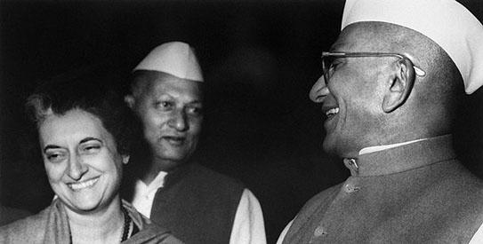 4th Prime Minister Of India Morarji Desai