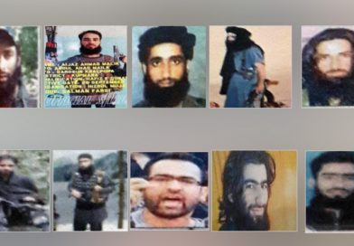 Top 10 most wanted terrorists of India