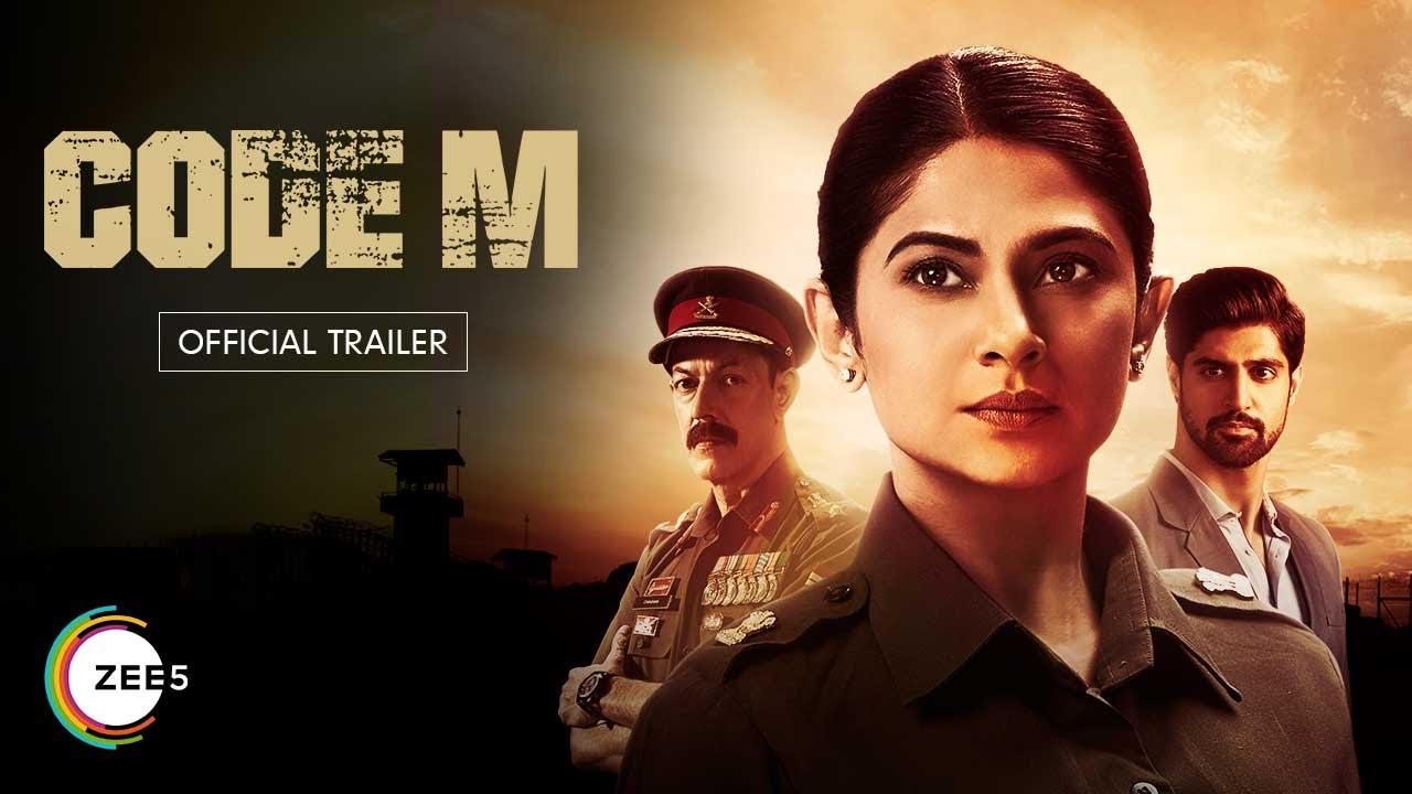 Code M: Official Trailer | Jennifer Winget | Tanuj Virwani ...