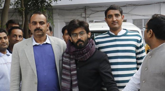 Delhi Police invokes UAPA against JNU student Sharjeel Imam – Indian Defence Research Wing