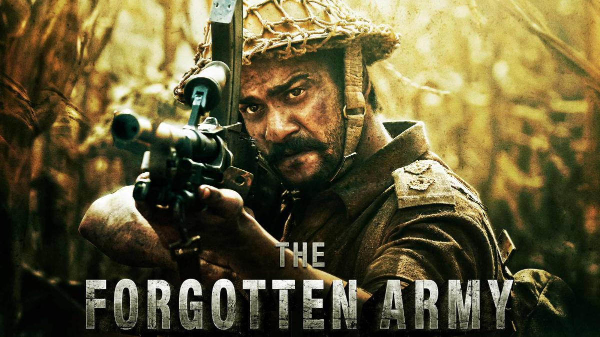 The Forgotten Army Review: Kabir Khan brings back ghosts of Azad ...