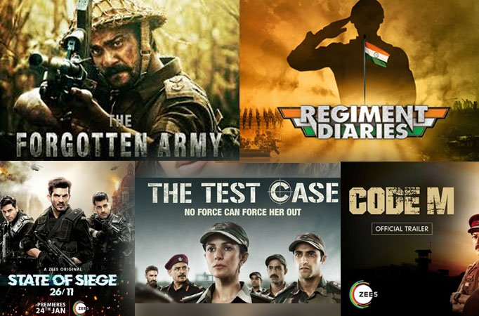 Five Indian web series based on the army that you must watch – Indian Defence Research Wing