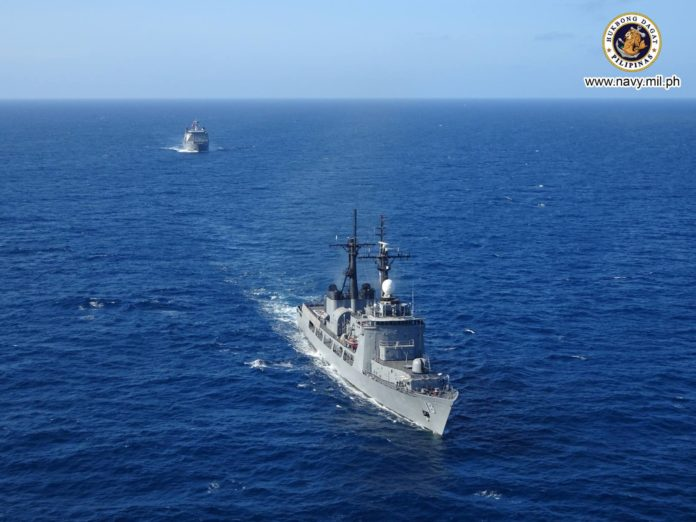 2 PH Navy ships stranded in India on way home – Indian Defence Research Wing
