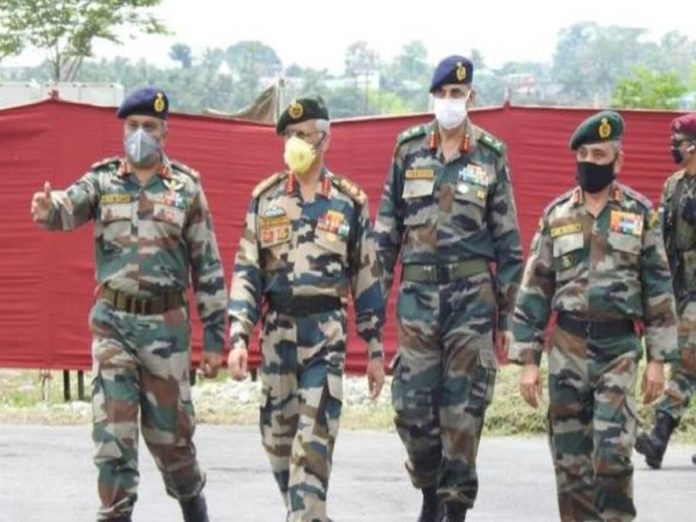 Colour of masks presents military with tough poser – Indian Defence Research Wing