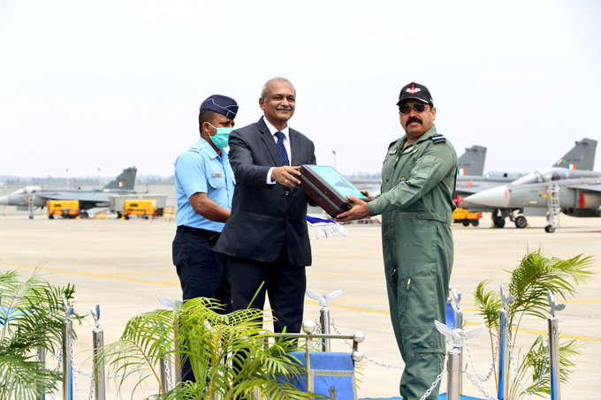 IAF chief calls for big push to indigenous defence production – Indian Defence Research Wing