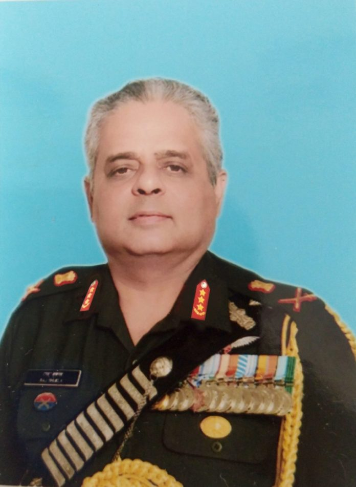Lieutenant General Raj ShIukla, assumed command of the Army Training Command (ARTRAC) – Indian Defence Research Wing