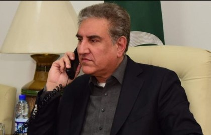 Qureshi calls UN chief to discuss situation in Kashmir – Indian Defence Research Wing