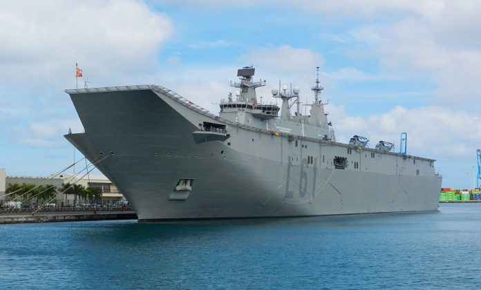 Should India convert landing helicopter docks (LHDs) into mini aircraft carrier? – Indian Defence Research Wing