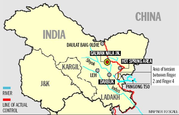 Revert to earlier position on LAC, India to tell China – Indian Defence Research Wing