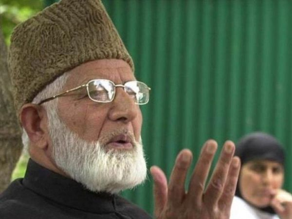 Why Syed Ali Shah Geelani quit Hurriyat Conference – Indian Defence Research Wing