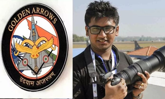 Assam youth designs patches on Gsuits of IAF pilots flying Rafales – Indian Defence Research Wing