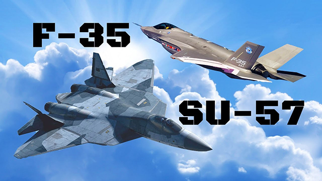 India is ready to abandon the Su-57 and focus on buying the American F-35s – Indian Defence Research Wing