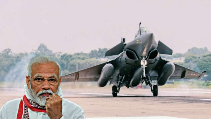 Modi's 'New India' triumphs – Indian Defence Research Wing