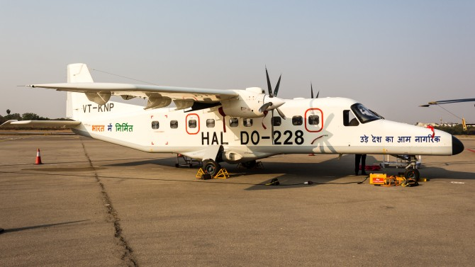 HAL's Dornier is all set to get new wings, Flybig wings – Indian Defence Research Wing