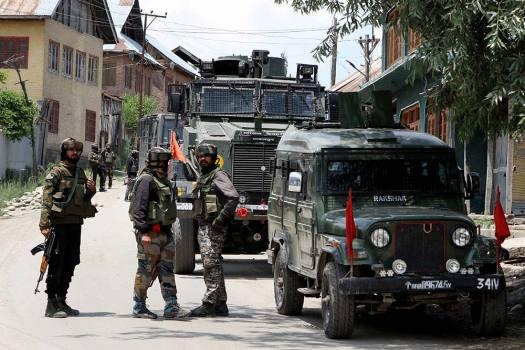 Terrorists Gun Down Two J&K Policemen Outside Srinagar – Indian Defence Research Wing
