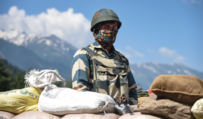 Brawls in the Himalayas – Indian Defence Research Wing