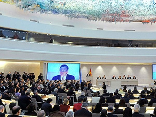 India slams Pak at UNHRC – Indian Defence Research Wing