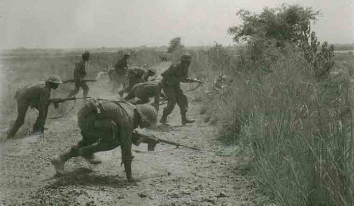 Recalling the Indo-Pak War of 1965 – Indian Defence Research Wing