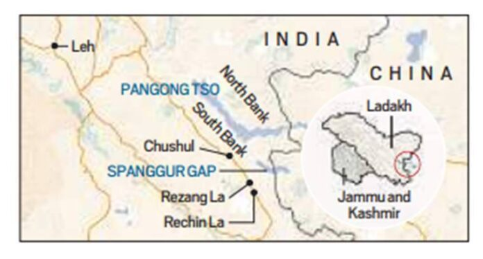 China insists Indians vacate Chushul heights, India says clear Pangong north – Indian Defence Research Wing