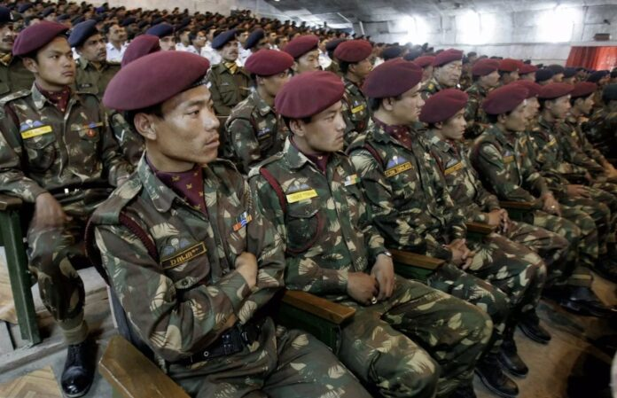India has subtly but clearly hinted its Himalayan standoff with China at Ladakh could be extended to regions bordering on Tibet