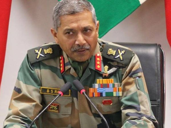 Indian Army Lt Gen BS Raju – Indian Defence Research Wing