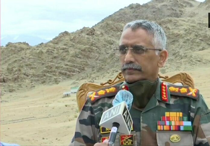 No lowering of guard at LoC during winters, says Army chief – Indian Defence Research Wing