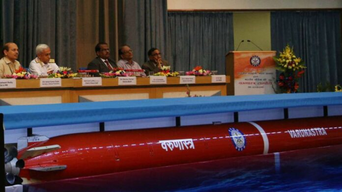 DRDO flags off first Varunastra, a heavy weight torpedo – Indian Defence Research Wing