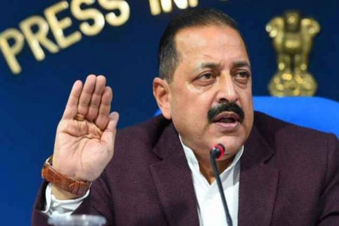 Union Minister Jitendra Singh – Indian Defence Research Wing